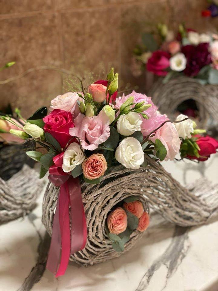 Aranjamente florale cu stil